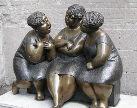 gossipy women