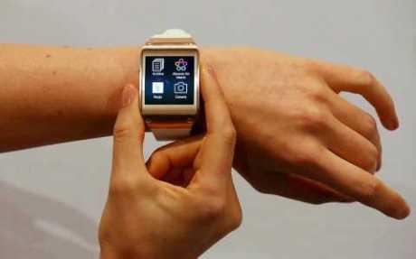 Samsung wearable tech
